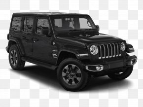 Jeep - 2018 Jeep Wrangler Unlimited Sport Car Chrysler Sport Utility Vehicle PNG