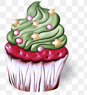 Muffin Food - Cupcake Icing Buttercream Cake Cake Decorating PNG