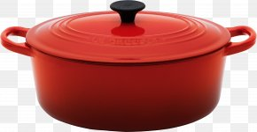 Cooking Pan Image - Le Creuset Dutch Oven Casserole Cookware And Bakeware Cast Iron PNG