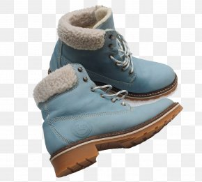 Blue Boots - Shoe Snow Boot Winter Stock.xchng PNG