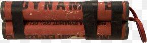 Time Bomb - Dynamite Nitroglycerin Explosive Material Explosion PNG