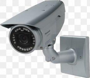 IP Camera - Panasonic IP Camera Closed-circuit Television Wireless Security Camera PNG