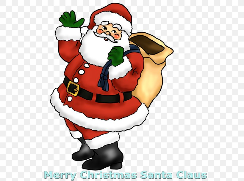 Santa Claus Clip Art Christmas Day Rudolph Image, PNG, 610x610px, Santa Claus, Christmas, Christmas Day, Christmas Decoration, Christmas Ornament Download Free