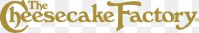 A Restaurant Menu In French - The Cheesecake Factory Logo Restaurant Clip Art PNG