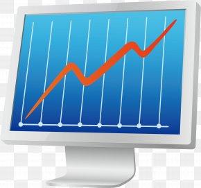 Computer Vector Element - Computer Monitor Download PNG