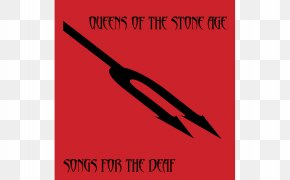 Queens Of The Stone Age - Queens Of The Stone Age Songs For The Deaf Brand PNG