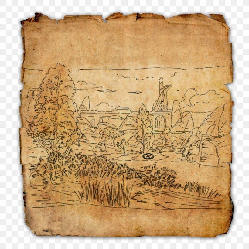 The Elder Scrolls Online Rift Cyrodiil Treasure Map, PNG, 1024x1024px, Elder Scrolls Online, Buried Treasure, Commodity, Cyrodiil, Elder Scrolls Download Free