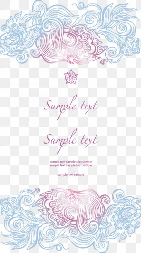 Wedding Invitations - Wedding Invitation Greeting Card PNG