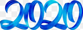 Electric Blue Turquoise - Aqua Turquoise Electric Blue Font PNG
