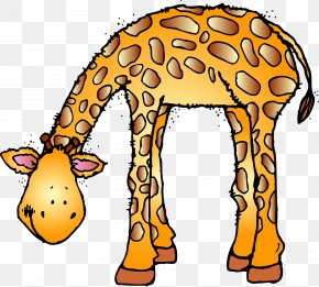 Zoo Animals Clipart - Marwell Wildlife Baby Jungle Animals Giraffe Zoo Clip Art PNG