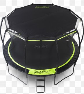 Trampoline - Trampoline Safety Net Enclosure Sporting Goods Trampette Jumping PNG
