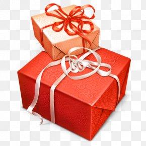 Christmas Gift Boxes - Santa Claus Christmas Gift Christmas Gift Icon PNG