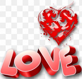 Valentine's Day - Valentine's Day Heart 14 February Clip Art PNG