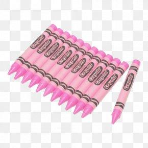 Crayola Crayon Pastel Pink Drawing PNG