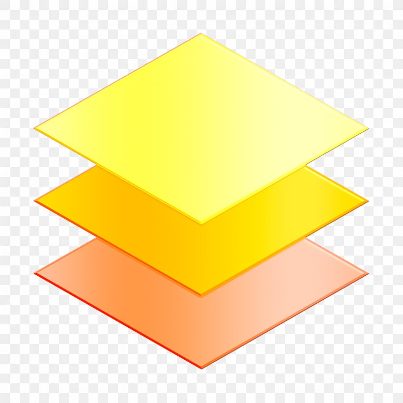 Layers Icon Essential Icon Graphic Design Icon, PNG, 1228x1228px, Layers Icon, Essential Icon, Graphic Design Icon, Triangle, Yellow Download Free