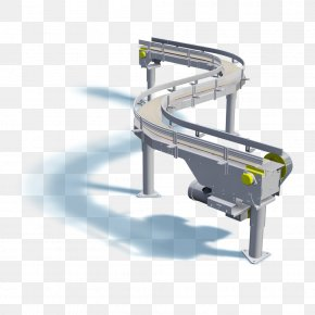 Belt Conveyor - Conveyor System Machine Conveyor Belt Chain Conveyor Transport PNG