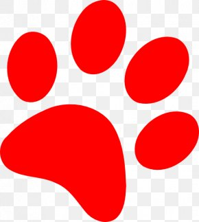 Paw Print Cliparts - Paw Dog Clip Art PNG