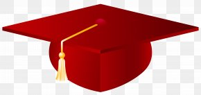 Red-Graduation-Cap--Vector-Clipart-Image - Woman With A Hat École Nationale Supérieure Des Beaux-Arts Drawing School PNG