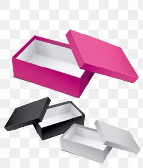 Shoe Boxes - Paper Decorative Box Shoe Packaging And Labeling PNG