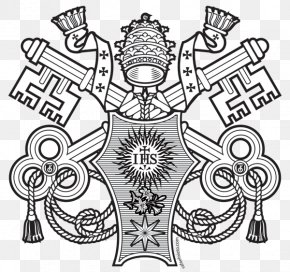 Pope Francis - Vatican City Coat Of Arms Of Pope Francis Ecclesiastical Heraldry Papal Coats Of Arms PNG
