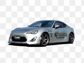 Car - Alloy Wheel Toyota 86 Mid-size Car PNG