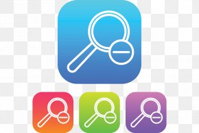 Search Magnifying Glass Icon - Icon Design Download Magnifying Glass Icon PNG