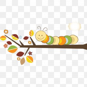 Caterpillar - Cartoon Royalty-free Stock Photography Clip Art PNG