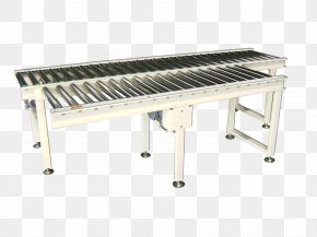 Lineshaft Roller Conveyor - Machine Conveyor System Lineshaft Roller Conveyor Conveyor Belt Manufacturing PNG
