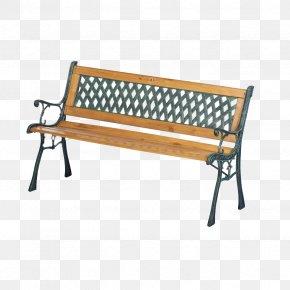 Wood - Bench Garden Furniture Wood PNG