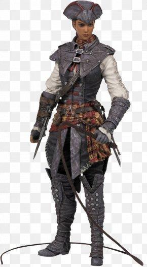 Figurine Assassin's Creed Origins - Assassin's Creed III: Liberation Aveline De Grandpré McFarlane Toys Assassin's Creed Series 2 Aveline De Grandpre Assassins PNG