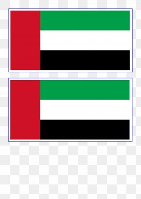 United Arab Emirates Flag - Flag Of The United Arab Emirates Flags Of Asia Green PNG