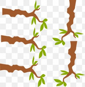 Branch Vector - Branch Tree Clip Art PNG