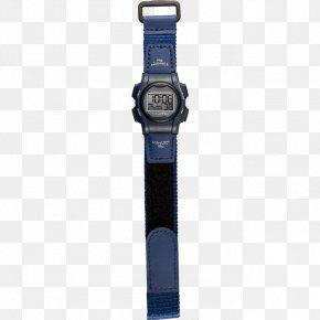 Watch - Watch Strap Hook And Loop Fastener Nylon PNG