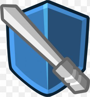 Shield - Club Penguin Middle Ages Emoticon Shield PNG