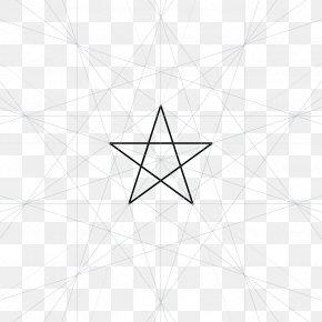 Pentagon - Pentagram Five-pointed Star Star Polygon Circle PNG