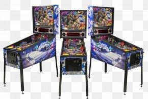 Pro Pinball - Pinball Stern Electronics, Inc. Medieval Madness Arcade Game PNG