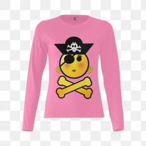 Pirate Woman - Piracy Emoticon Emoji International Talk Like A Pirate Day Smiley PNG