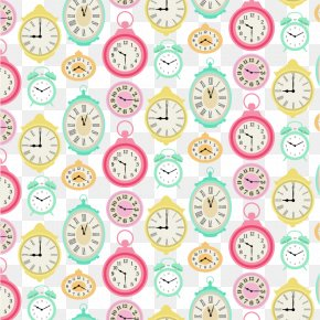 Time Vector Background - Clock Download Euclidean Vector PNG
