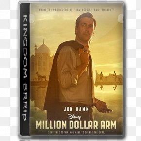 Actor - Hollywood Film Actor Million Dollar Arm Jon Hamm PNG