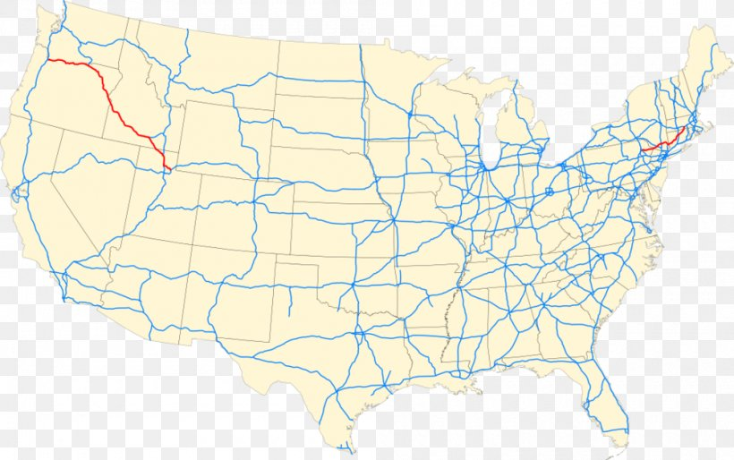 Interstate 5 US Interstate Highway System Interstate 80 US ...