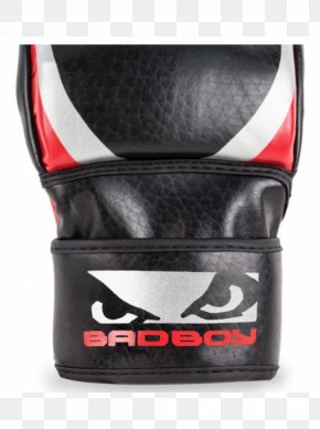 Mixed Martial Arts - MMA Gloves Mixed Martial Arts Bad Boy Boxing Glove PNG