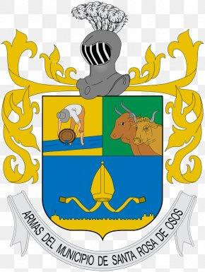 Colombia - Santa Rosa De Osos Santa Rosa Department, Guatemala Municipality Heraldry Escutcheon PNG
