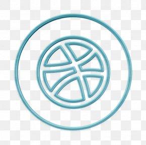 Logo Wheel - Circles Icon Dribbble Icon Line Icon PNG