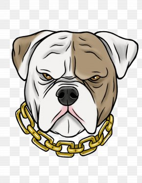 Puppy - American Bulldog Dog Breed Puppy Non-sporting Group PNG