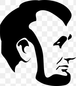 Lincoln - Lincoln Memorial Lincoln Day Silhouette President Of The United States Clip Art PNG