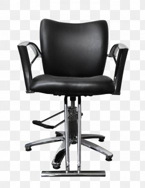 Chair - Office & Desk Chairs Barber Chair Beauty Parlour Furniture PNG