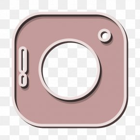 Pink Logo Icon - Camera Icon Instagram Icon Instagram Logo Icon PNG
