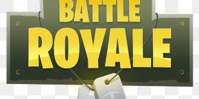 Fortnite Battle Royale Battle Royale Game PlayerUnknown's Battlegrounds Video Game PNG