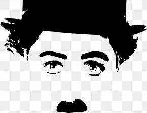Charlie Chaplin - The Tramp Film Actor Art Quadro PNG