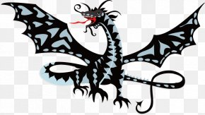 Dragon - Vecteur Drawing Stock Illustration Illustration PNG